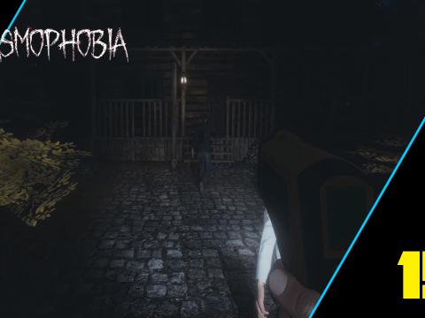 Banshee im Blockhaus. Phasmophobia #15