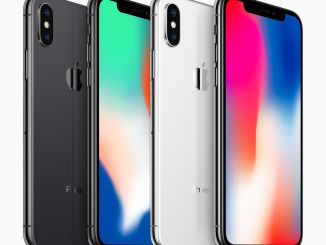 The design of the iPhone X has really succeeded: Why are there two other new models? Photo: Apple