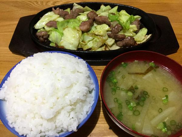 びっくり焼亭 博多千代屋 鉄板焼5