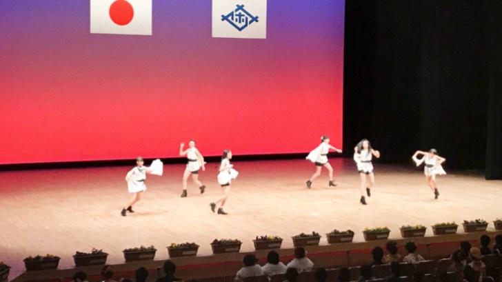 ゴールデンえぼし祭りダンスショー
