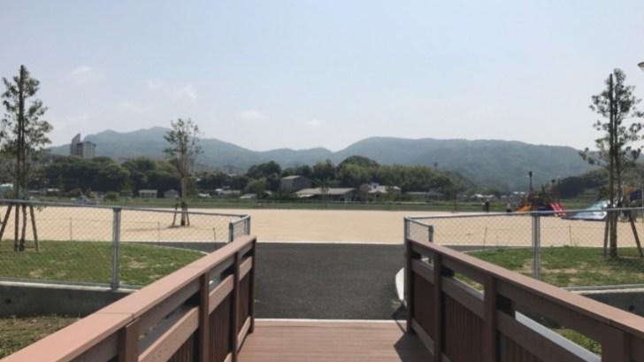 相浦支所横の公園