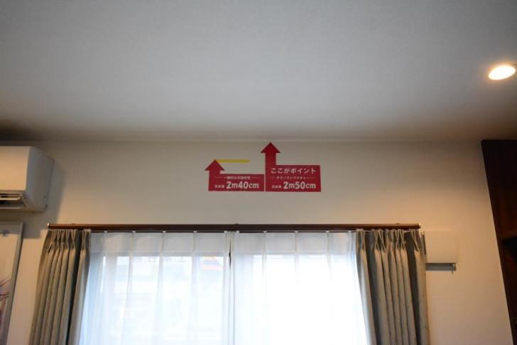 エースハウス天井