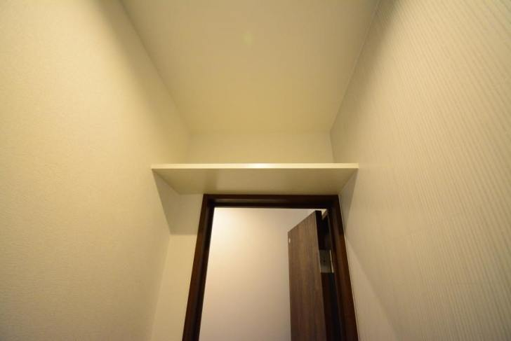 エースハウストイレ棚