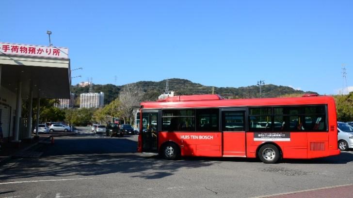 ハウステンボスシャトルバス