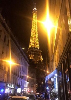 Paris is various