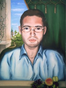 Nikos. Commissioned portrait, 2007.