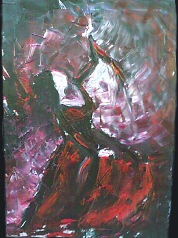 The Dancer (2003). Private collection.