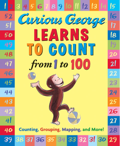 1 to 100_curious george