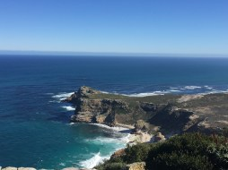 View from Cape Point Lighthouse