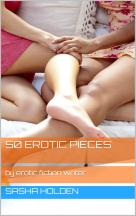 50 erotic pieces cover