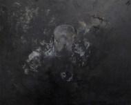 """Substratum Overture I oil on wood panel, 36""""x24"""", 2010"""