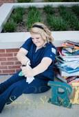 University of South Alabama : Nursing Student Graduation : Senior Photography : College Senior Photography : Sasha Stanley Photography : Mobile Alabama Photographer