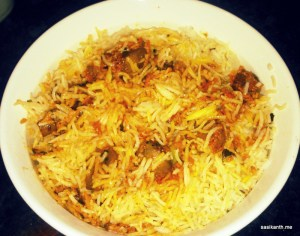 Spicy Venue Restaurant Review by Sasikanth Paturi