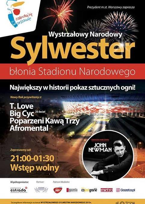 2013-12-31: Sylwester na Kępie – co się dzieje?