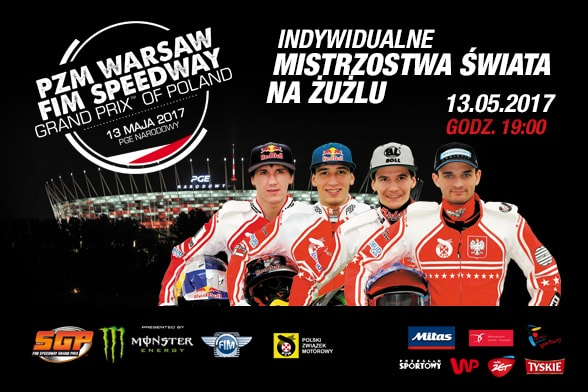 2017-05-13: 2017 PZM Warsaw FIM Speedway Grand Prix of Poland