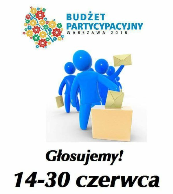 2017-06-14: start głosowania na projekty w IV edycji budżetu partycypacyjnego