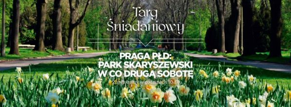 2017-05-20: Targ Śniadaniowy w Parku Skaryszewskim