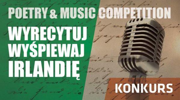 2017-10-28: Finał konkursu irlandzkiego dla młodzieży, w PROMie