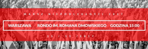 2017-11-11: Marsz Niepodległości