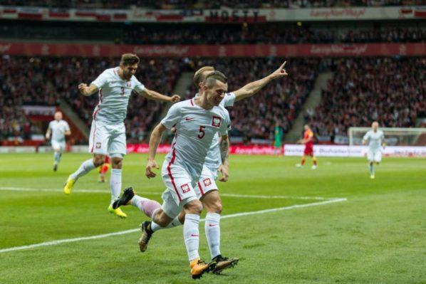 2017-11-10: mecz Polska – Urugwaj