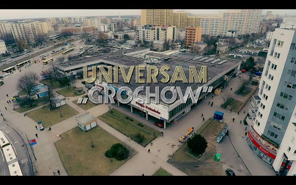 """2018-06-12: KINO KĘPA /polski dokument/: """"Universam Grochów"""" (zmiana terminu)"""