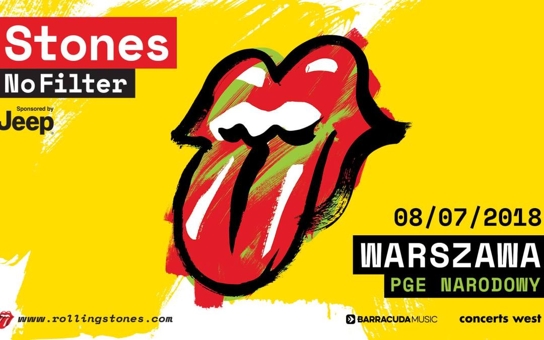 2018-07-08: The Rolling Stones na PGE Narodowym