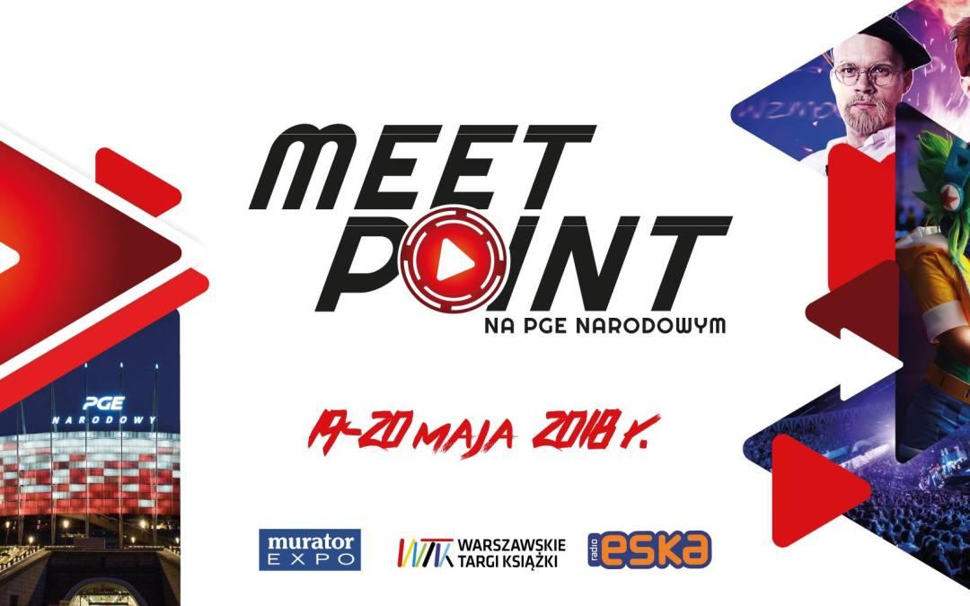 2018-05-20: MEET POINT na PGE Narodowym