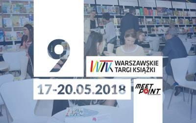 2018-05-20: Warszawskie Targi Książki