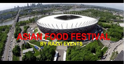 2018-06-03: Asian Food Festival 2018 + Children's day Celebration