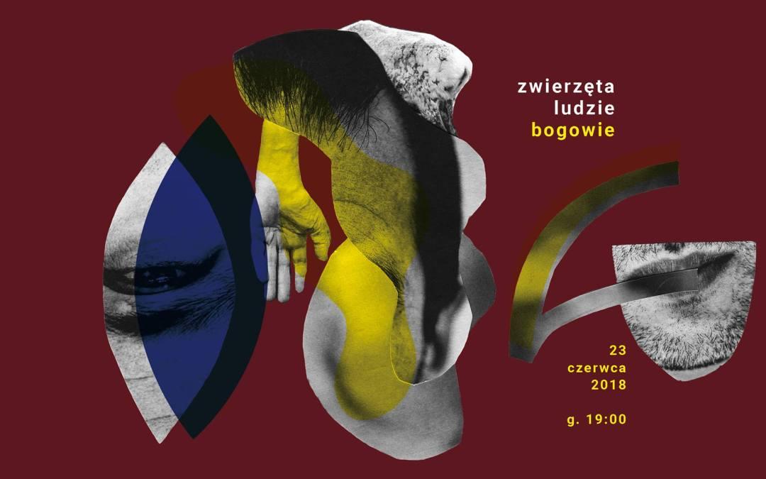 2018-06-23: Bogowie – spektakl / Gods – performance / Strefa WolnoSłowa