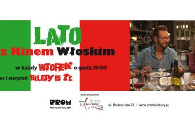 "2018-08-21: Lato z kinem włoskim: ""The place"""