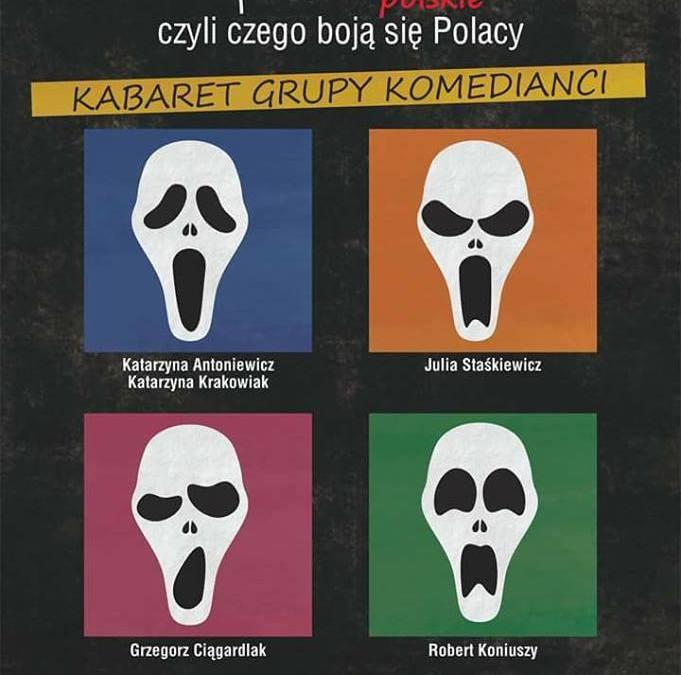 """2018-07-13: """"Strachy polskie, czyli czego boją się Polacy"""" – DK Orion"""