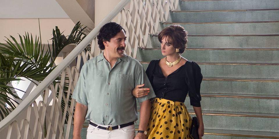 """2018-08-16: Letnie KINO KĘPA: """"Kochając Pabla, nienawidząc Escobara"""""""