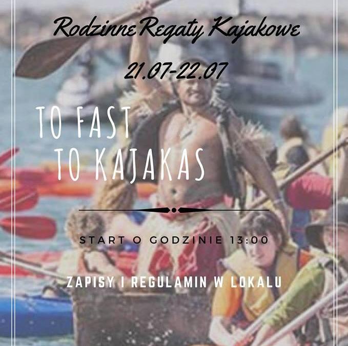 2018-07-21 & 22: Rodzinne Regaty Kajakowe w Przystani