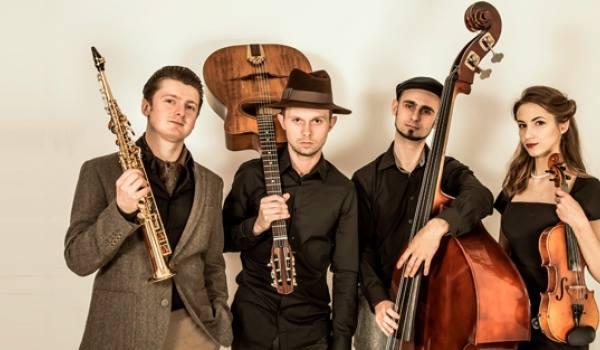 2018-08-19: Muzyczne dachowanie: Grand Slam Quartet