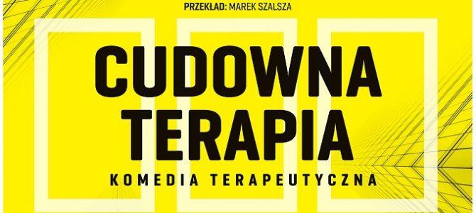"2018-10-22: Teatr Kępa: ""Cudowna terapia"" Daniel Glattauer"