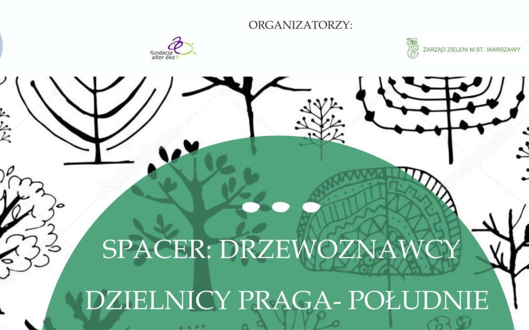 2018-10-20: Spacer: Drzewoznawcy Dzielnicy Praga-Południe