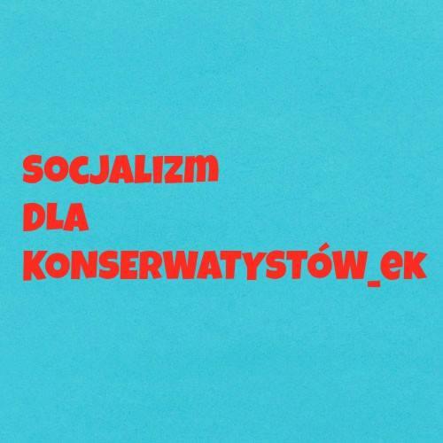 2018-11-10: Socjalizm dla konserwatystów_ek / spotkania