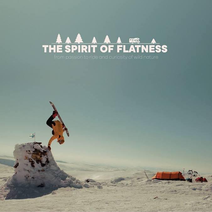"""2018-10-24: KINO KĘPA: """"The Spirit of Flatness"""" / Premiera"""