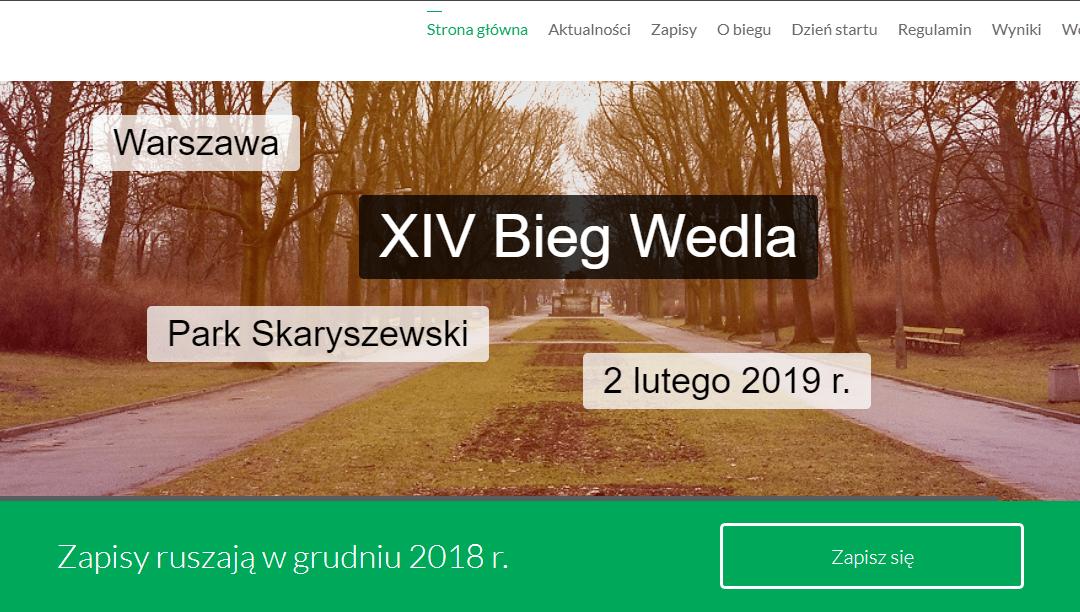 2019-02-02: Bieg Wedla