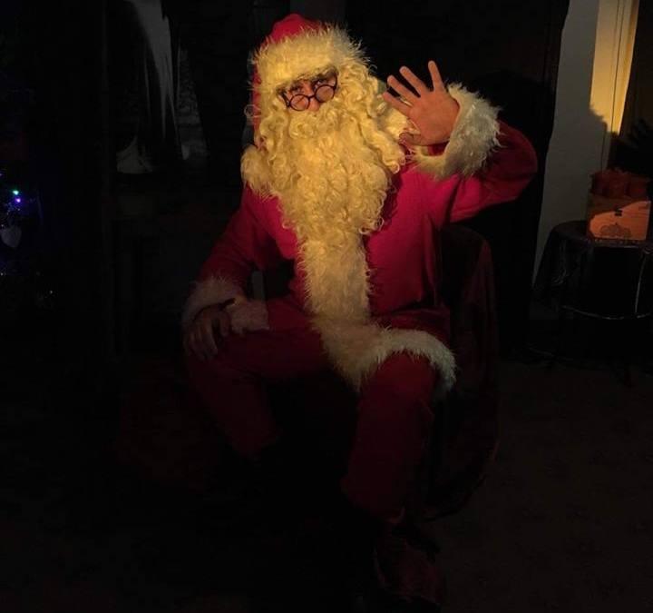 2018-12-15: Spotkanie z Mikołajem w DK Orion