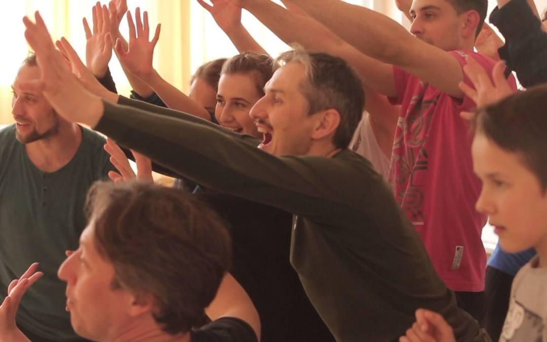 2018-12-10: Warsztaty aktorskie – Artem Manuilov