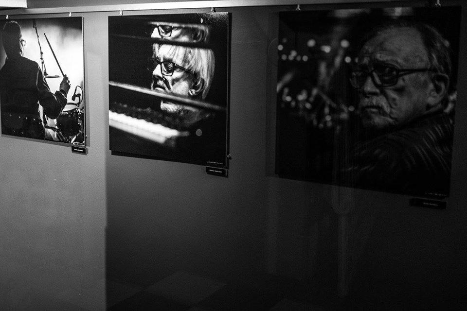 2019-02-13: Galeria PROM: wernisaż wystawy fotografii Wojciecha Manna
