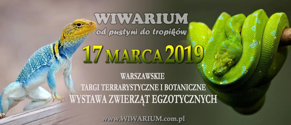2019-03-17: Wiwarium – od pustyni do tropików