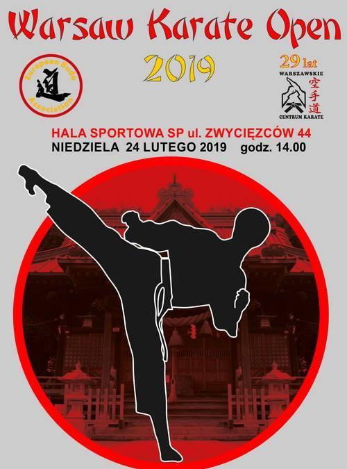 2019-02-24: Warsaw Karate Open 2019