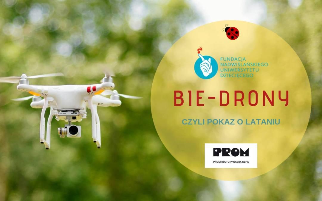 2019-03-03: Bie-DRONY czyli pokaz o lataniu