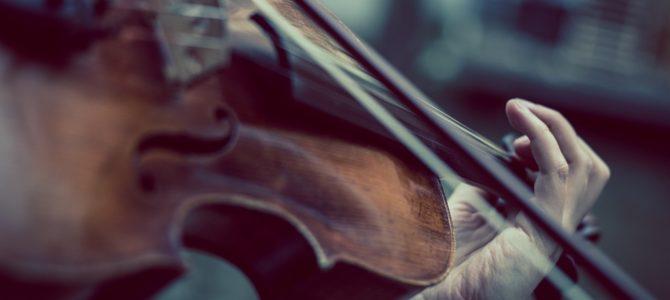2019-04-13: Impresje hebrajskie na skrzypce i fortepian