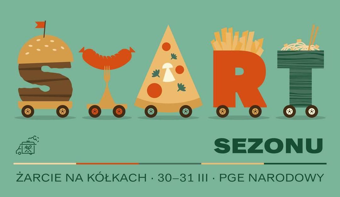 2019-03-31: Żarcie Na Kółkach: Start Sezonu