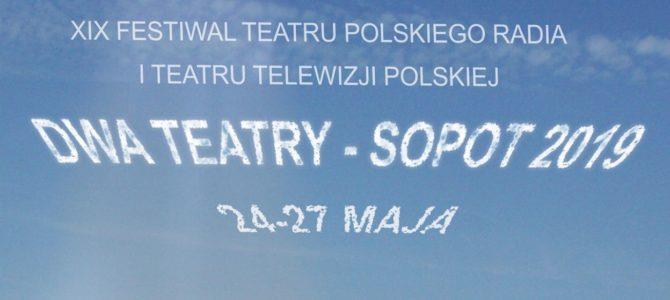 2019-05-31: Grand Prix Festiwalu Dwa Teatry Sopot 2019