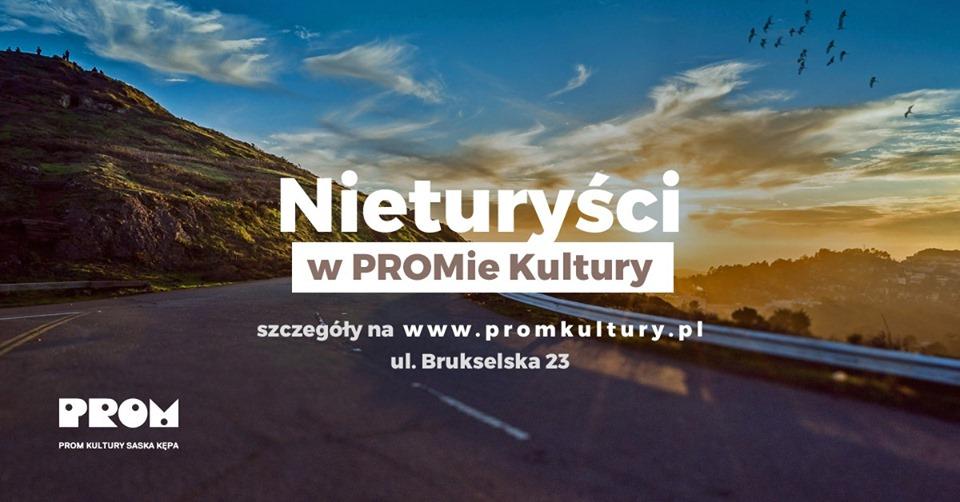 2019-09-23: Nieturyści – spotkania z tymi, którzy podróżują po swojemu